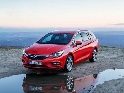 Opel Astra (K) 09.2016 - 08.2019