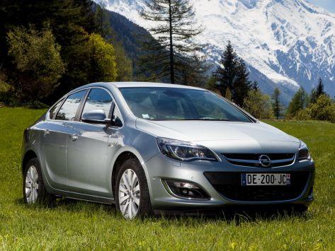 Opel Astra (J) 09.2012 - 09.2015