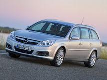 Opel Vectra рестайлинг, 3 поколение, 06.2005 - 07.2008, Универсал