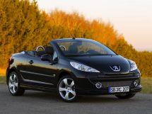 Peugeot 207 2007, открытый кузов, 1 поколение