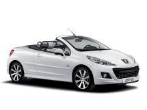 Peugeot 207 рестайлинг 2009, открытый кузов, 1 поколение