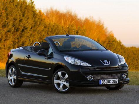Peugeot 207  04.2007 - 06.2009