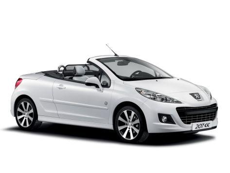 Peugeot 207  07.2009 - 05.2015