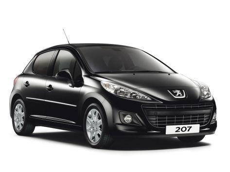 Peugeot 207  07.2009 - 07.2012