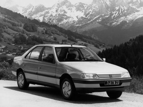 Peugeot 405  09.1987 - 02.1993