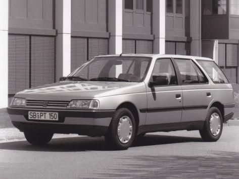 Peugeot 405  03.1988 - 02.1993