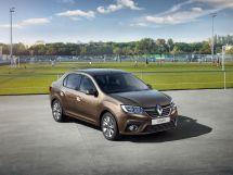 Renault Logan рестайлинг 2018, седан, 2 поколение