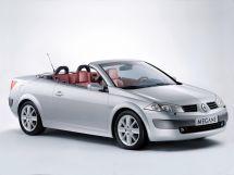 Renault Megane 2 поколение, 09.2003 - 12.2005, Открытый кузов