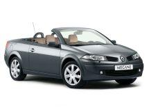 Renault Megane рестайлинг, 2 поколение, 01.2006 - 09.2009, Открытый кузов