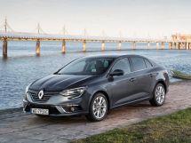 Renault Megane 4 поколение, 07.2016 - н.в., Седан