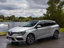 Renault Megane 4 поколение, 09.2016 - н.в., Универсал