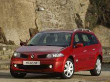 Renault Megane рестайлинг, 2 поколение, 01.2006 - 09.2009, Универсал