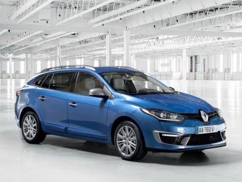 Renault Megane  03.2014 - 04.2016