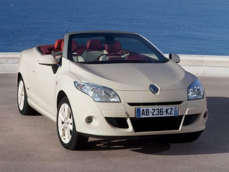 Renault Megane  04.2010 - 07.2014
