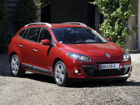 Renault Megane  06.2009 - 07.2012