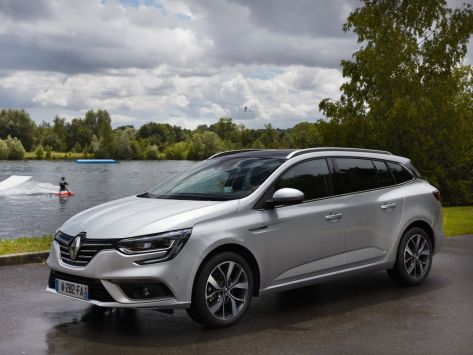 Renault Megane  09.2016 -  н.в.