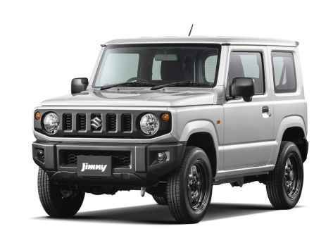 Suzuki Jimny (JB64) 06.2018 -  н.в.