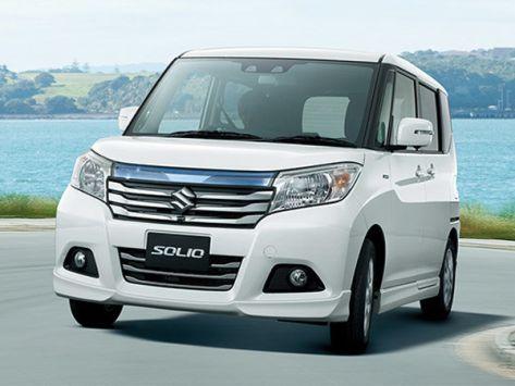 Suzuki Solio  07.2018 - 11.2020