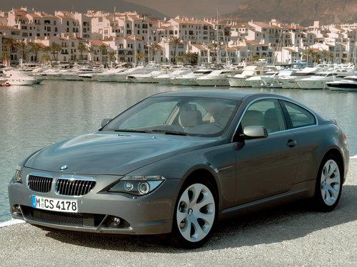 BMW 6-Series 2003 - 2007