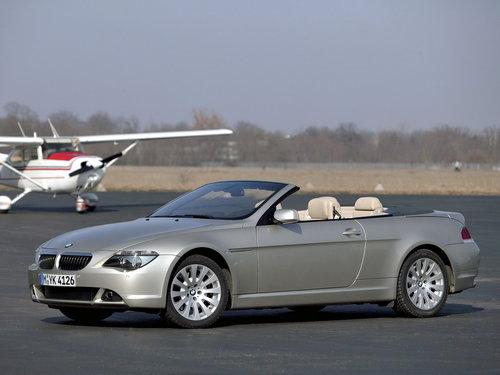 BMW 6-Series 2004 - 2007