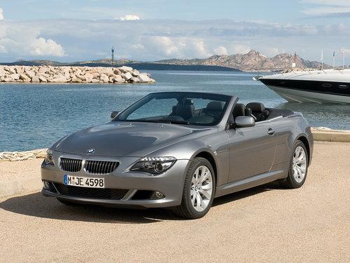 BMW 6-Series 2007 - 2010