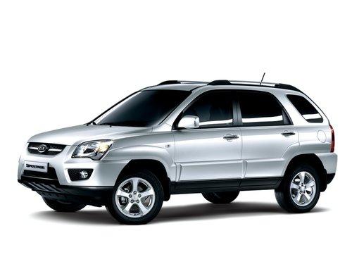 Kia Sportage 2008 - 2010