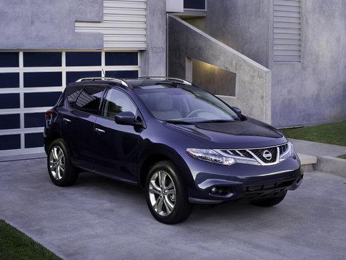 Nissan Murano 2010 - 2014