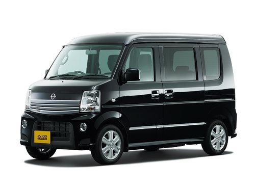 Nissan NV100 Clipper 2013 - 2015