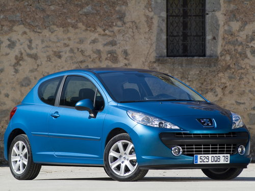 Peugeot 207 2007 - 2009