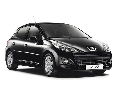 Peugeot 207 2009 - 2012