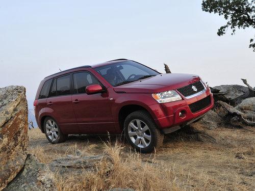 Suzuki Grand Vitara 2008 - 2012