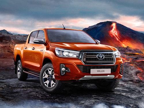Toyota Hilux Pick Up 2017 - 2020