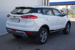 Geely Atlas 2.4 AT 4WD Luxury (02.2018)