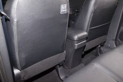 Карманы на спинках передних сидений: да