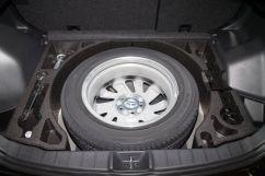 Запасное колесо полноразмерное: да
