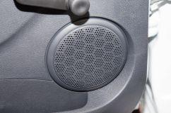 Дополнительное оборудование аудиосистемы: 4 динамика, аудиоподготовка; USB, AUX (опция)