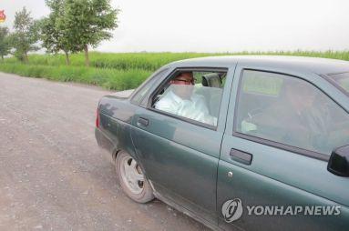 ФОТО: Ким Чен Ын предпочитает Ладу Приору