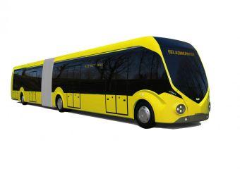 Первым заказчиком нового электробуса стала администрация Минска.