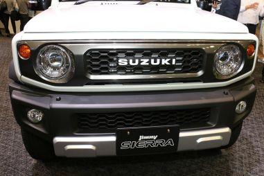Для нового Suzuki Jimny предложили тюнинговый комплект