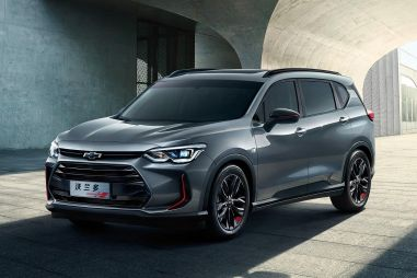 GM показал минивэн Chevrolet Orlando второго поколения