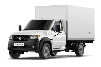 Доступны два типа промтоварных кузовов.