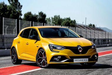У Renault Megane RS появилась 300-сильная версия. Привод по-прежнему передний