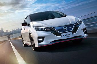 Продажи Nissan Leaf Nismo в Японии стартуют 31 июля. На счет остальных рынков пока неизвестно.