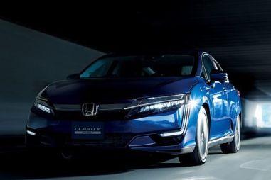 Подзаряжаемый гибрид Honda Clarity PHEV в Японии: почти 115 км на одной зарядке