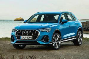 Audi Q3 второго поколения: выразительный дизайн, большой багажник и новые двигатели