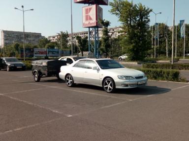 Toyota Windom 2000 отзыв автора | Дата публикации 06.03.2010.