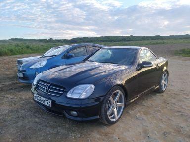 Mercedes-Benz SLK-Class, 2011