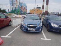 Chevrolet Cruze 2013 отзыв автора   Дата публикации 08.04.2013.