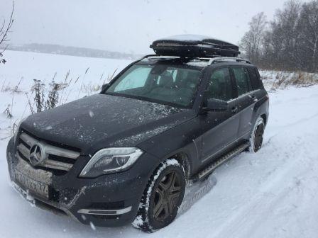 Mercedes-Benz GLK-Class 2013 - отзыв владельца