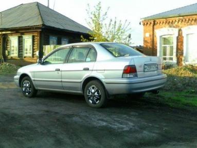Toyota Corsa 1998 отзыв автора | Дата публикации 18.07.2018.